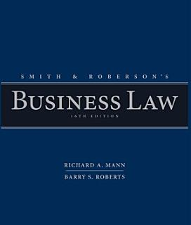 Smith and Roberson s Business Law Book