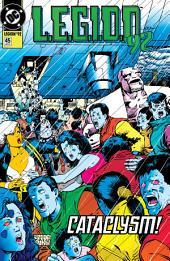 L.E.G.I.O.N. (1989-) #45