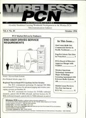 Wireless PCN Newsletter