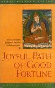 Joyful Path of Good Fortune Book