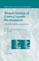 Remote Sensing of Coastal Aquatic Environments PDF