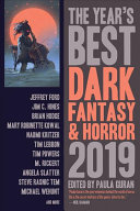 The Year's Best Dark Fantasy and Horror 2019 Edition