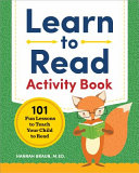 Learn to Read Activity Book Book
