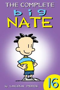 The Complete Big Nate   16 Book