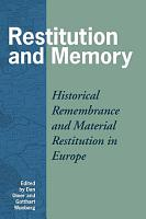 Restitution and Memory PDF