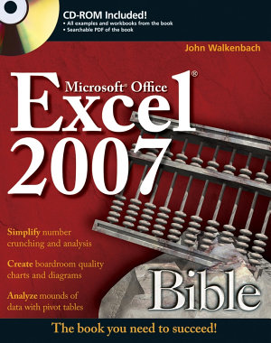 Excel 2007 Bible PDF