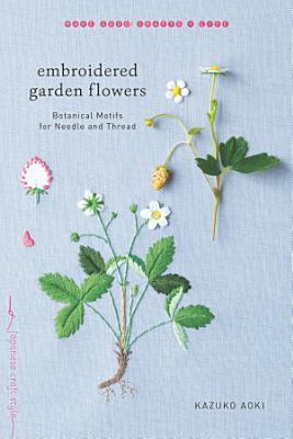Embroidered Garden Flowers PDF