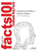STUDYGUIDE FOR ECON MACRO 3 BY