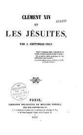 Clément XIV et les Jésuites