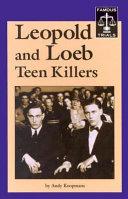 Leopold and Loeb PDF