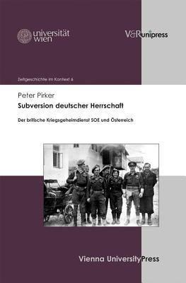 Subversion deutscher Herrschaft PDF