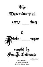 The Descendants of George Palmer & Phebe Draper