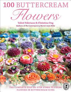 100 Buttercream Flowers Book