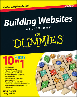 Building Websites All in One For Dummies