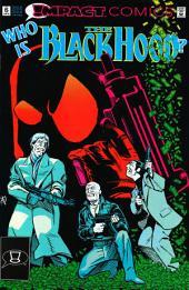 The Black Hood: Impact #6
