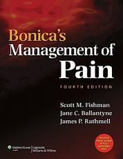 Bonica s Management of Pain PDF