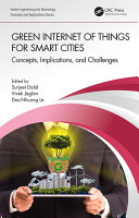 Green Internet of Things for Smart Cities PDF
