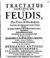 Tractatus iur. de feudis