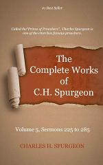 The Complete Works of C. H. Spurgeon, Volume 5