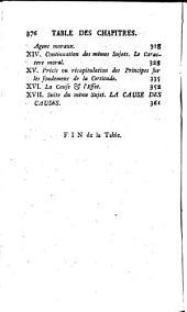 Œuvres d'histoire naturelle et de philosophie de Charles Bonnet ...