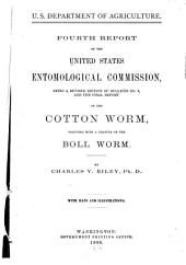 Report of the United States Entomological Commission