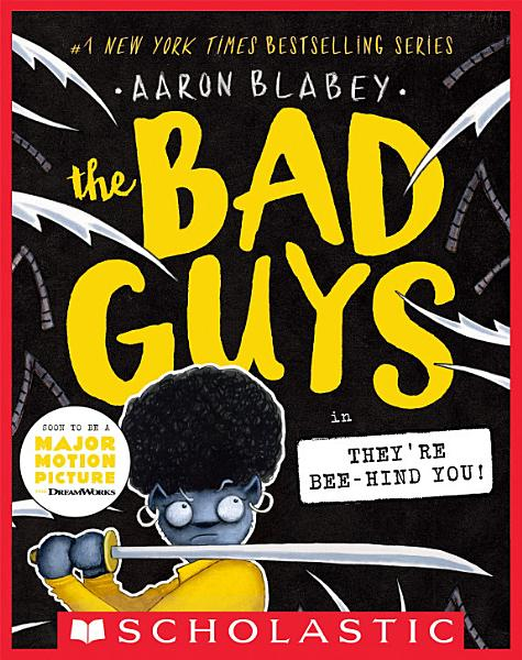 Download The Bad Guys in They re Bee Hind You   The Bad Guys  14  Book