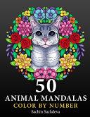 50 Animal Mandalas