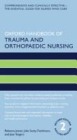 Oxford Handbook of Trauma and Orthopaedic Nursing PDF