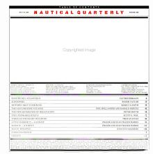 Nautical Quarterly PDF
