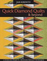 Quick Diamond Quilts   Beyond PDF