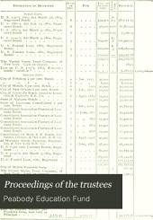 Proceedings of the Trustees: Volume 2