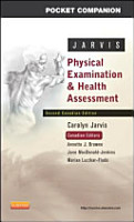 Pocket Companion for Physical Examination and Health Assessment  Canadian Edition PDF