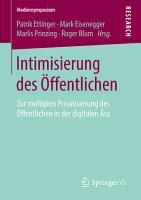 Intimisierung des   ffentlichen PDF