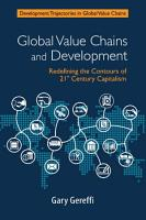 Global Value Chains and Development PDF