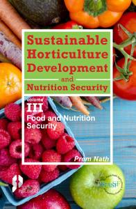 Sustainable Horticulture Development and Nutrition Security  Vol  3