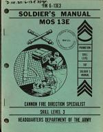 Cannon fire direction specialist