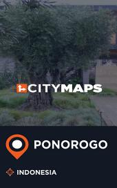 City Maps Ponorogo Indonesia