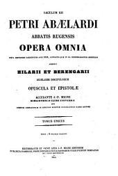 Patrologiae latina cursus completus ... series secunda: Volume 178