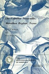 The Caballos Novaculite, Marathon Region, Texas: Issue 122