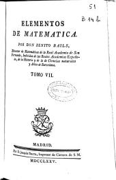 Elementos de matematica: Volumen 8