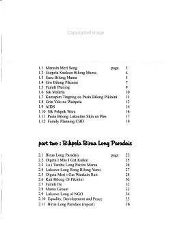 BauaBaua songbook PDF