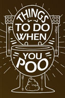 Things To Do When You Poo PDF