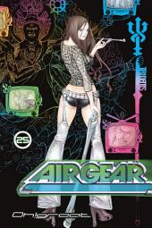 Air Gear: Volume 25
