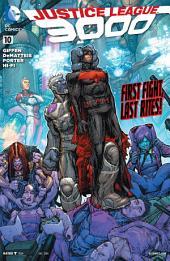 Justice League 3000 (2013-) #10