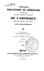 Voyages, relations et mémoires originaux pour servir à l'histoire de la découverte de l'Amérique: Volumes5à6