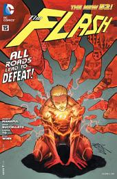 The Flash (2011- ) #15