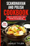 Scandinavian And Polish Cookbook PDF