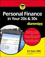 Personal Finance in Your 20s and 30s For Dummies PDF