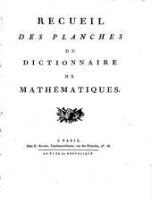 Recueil de planches de l'Encyclopedie, par ordre de matiéres: Tome second, Volume2
