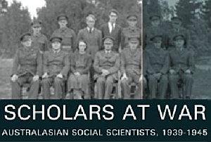 Scholars at War PDF